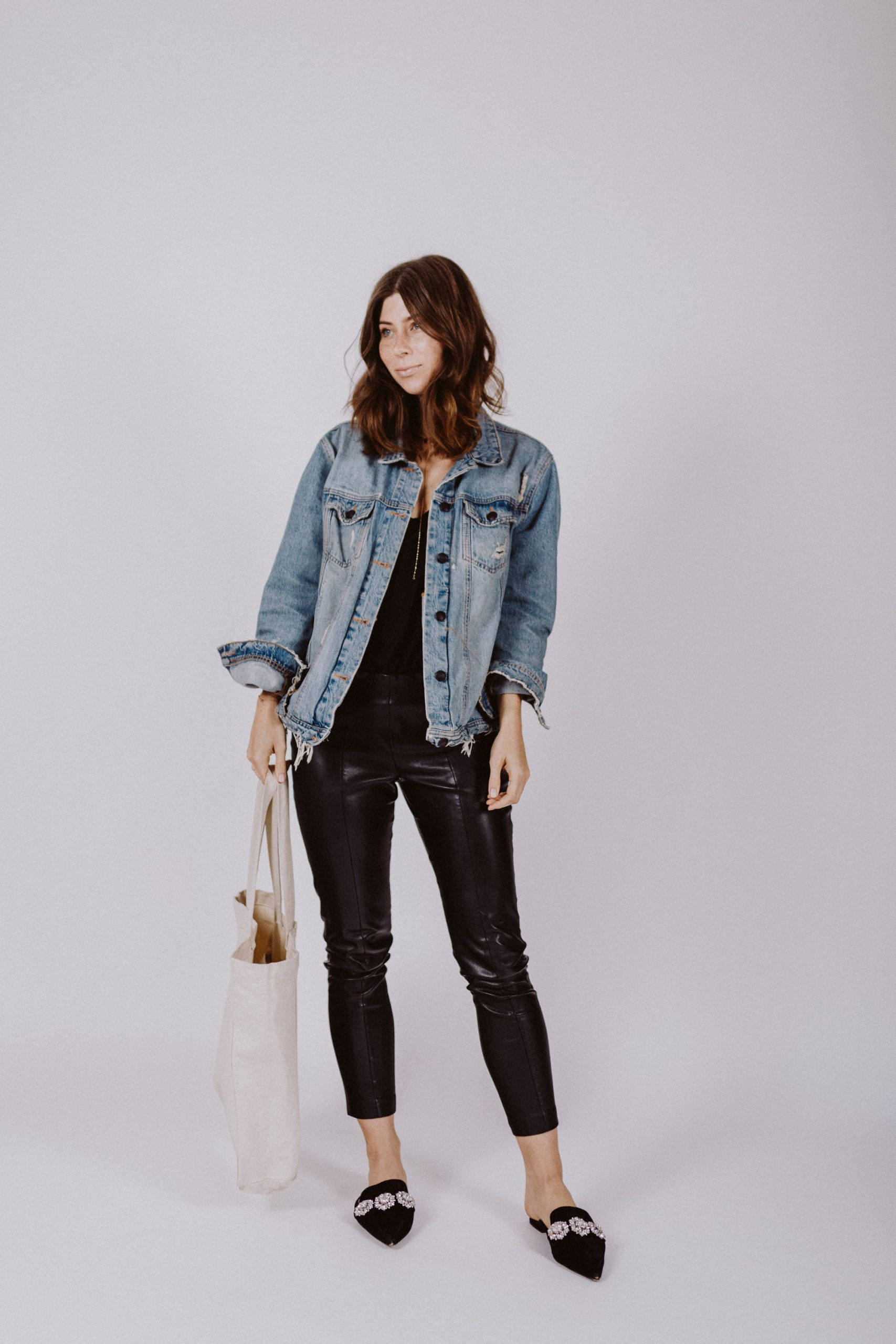59b97a1ecf91e 3 Ways To Wear: The Oversized Denim Jacket | The Daily Dose | Bloglovin'