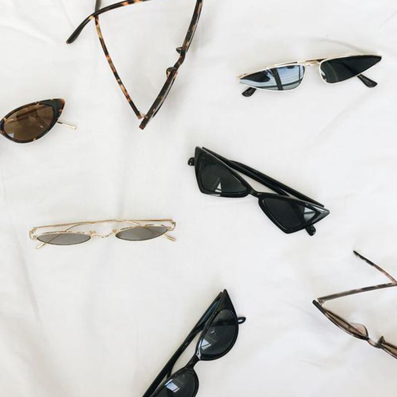 Trend Talk: Sunglasses Trends 2018