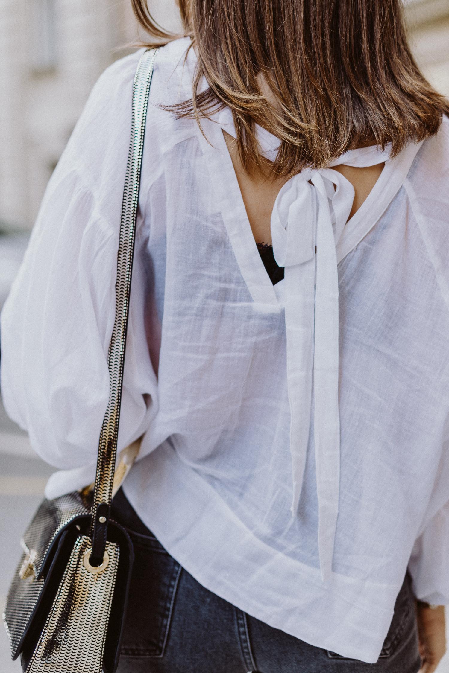 Editor's Pick: Sommertop, weiße Blusentops für den Sommer | Love Daily Dose