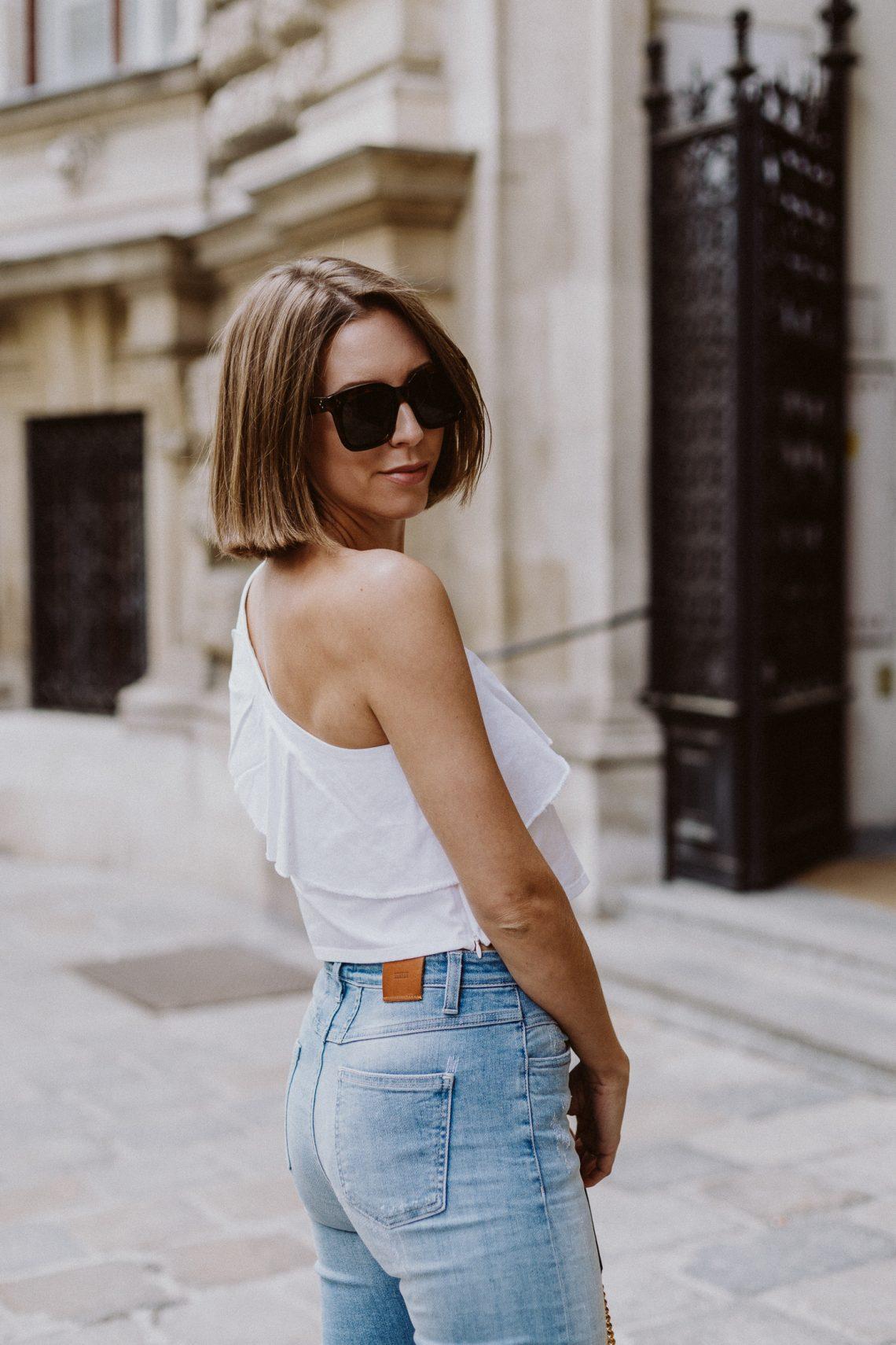 Editor's Pick: White Summer Blouses
