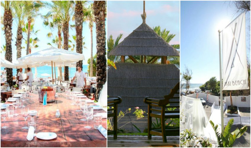 The Daily Dose 5 beach hotels Don Carlos Hotel Marbella Nikki Beach Club