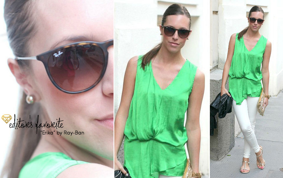 Sunglasses for Summer: Erika by Ray-Ban