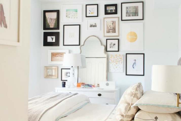 Create Your Own Gallery Style Wall