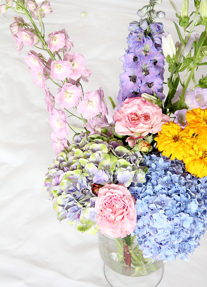 Flowers of Summer - a beautiful bouquet