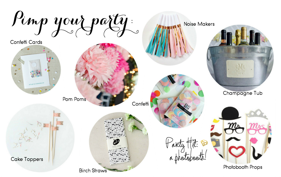 Etsy Picks Of The Week: Party Planning