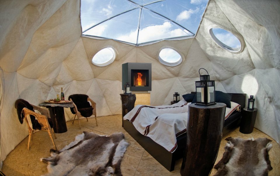 5 Glamping Hotels in Europe