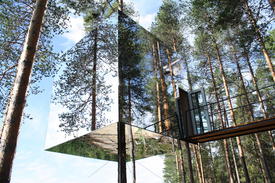 Mirrorcube-by-Treehotel-www.nexustravelsolutions.com-Luxury-Bespoke-Holidays-2