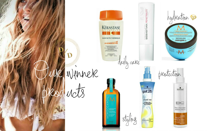 Summer Haircare: Our Favorite Products