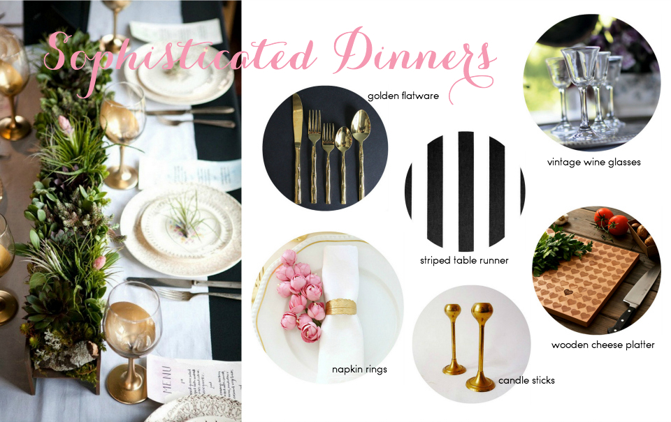 Etsy Picks Of The Week: Dinner Party