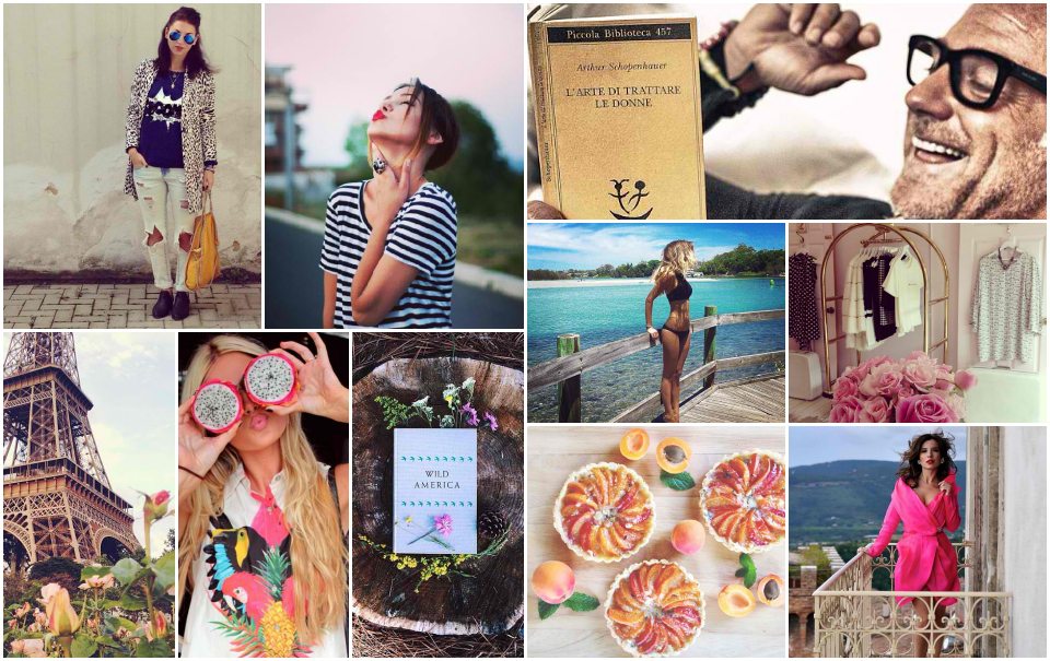 Our 10 Favorite Instagrammers Of The Moment