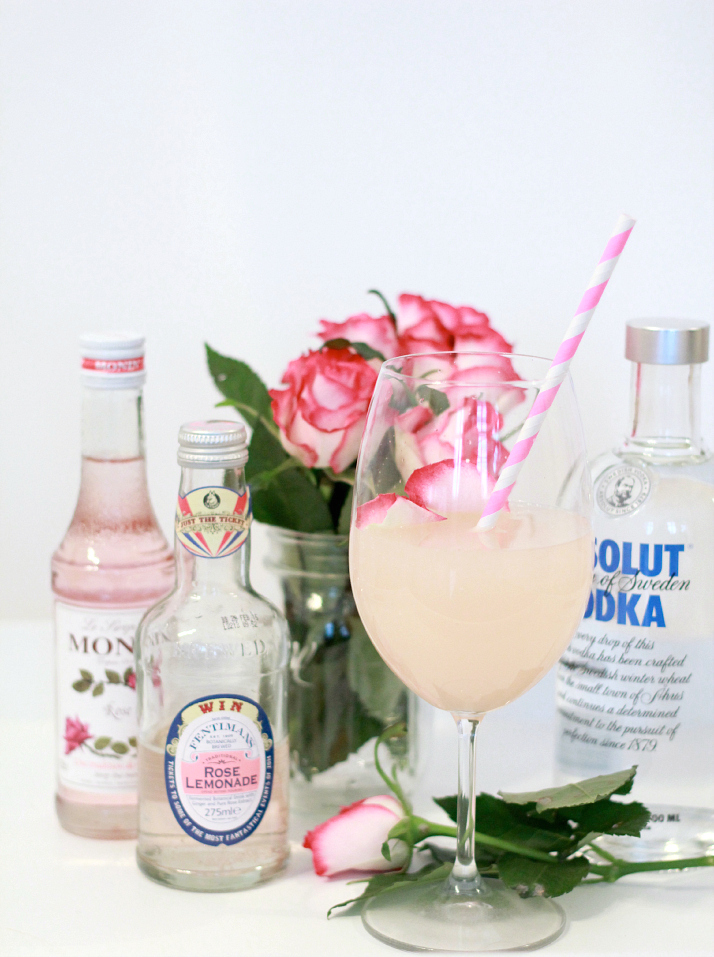 Bubbly Friday: Lychee-Rose Potion | The Daily Dose