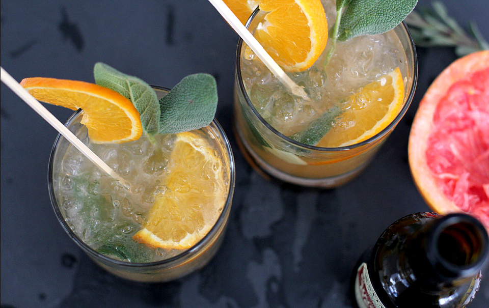 Modern Moscow Mule