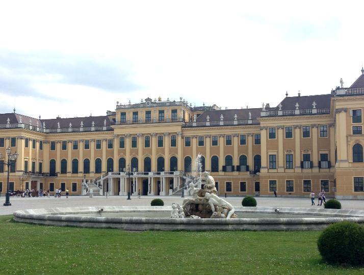 Schoenbrunn Palace, Vienna