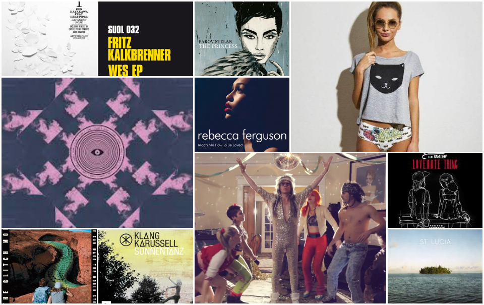 September Playlist: Our Favorite Late Summer Tunes