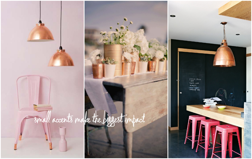 Copper Is The New Gold: A Pinterest Roundup