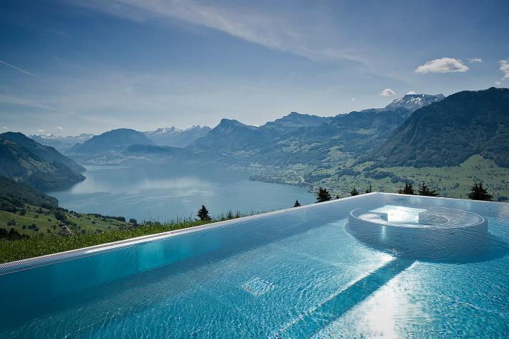 5 Spa Hotels: Hotel Villa Honegg | The Daily Dose