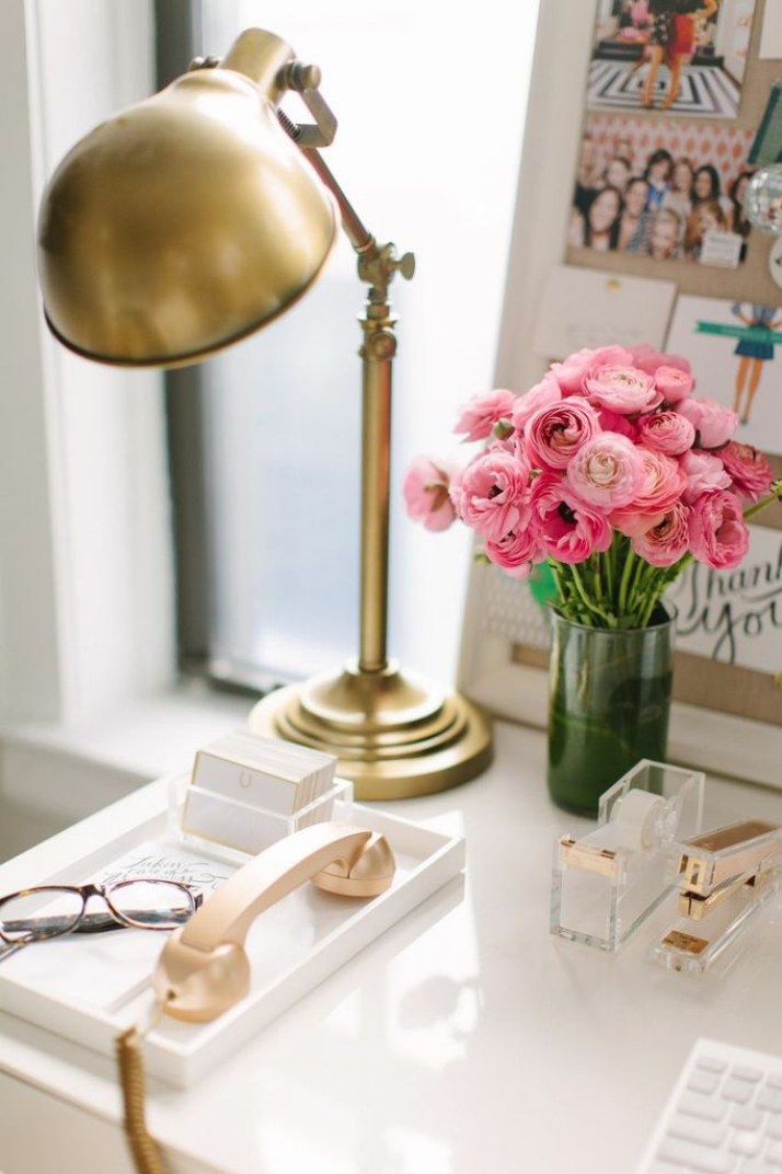 Office Styling with Etsy | The Daily Dose