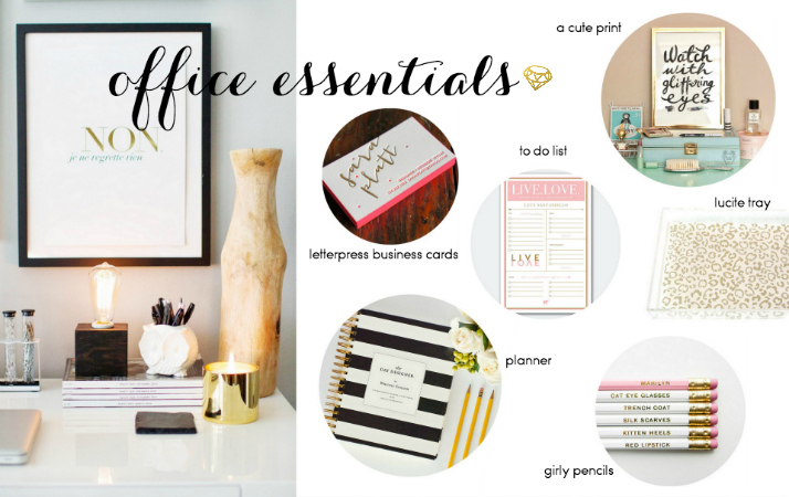 Office Styling With Our Favorite Etsy Picks Of The Week