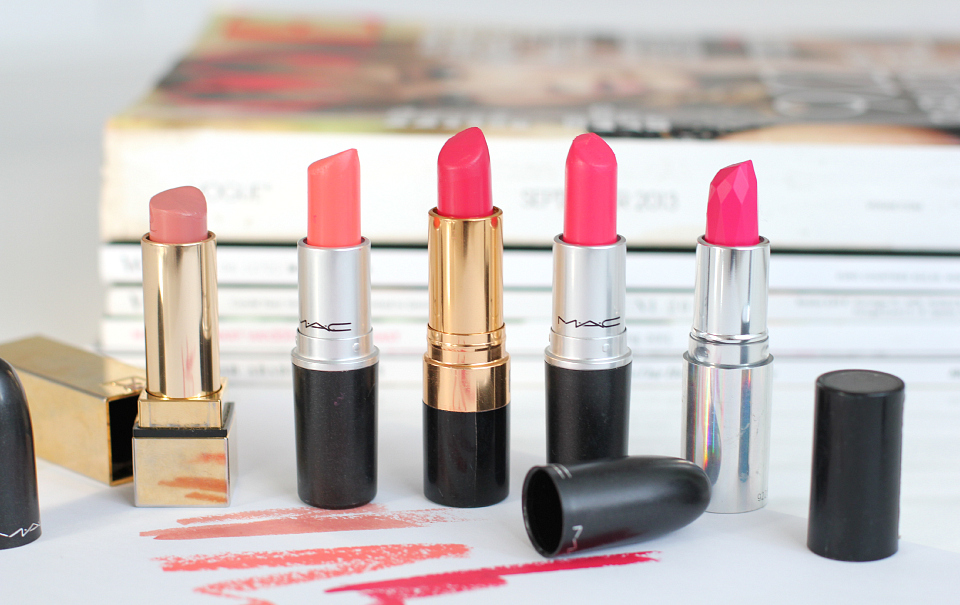 Lipstick Jungle: Our Favorite All Time Shades