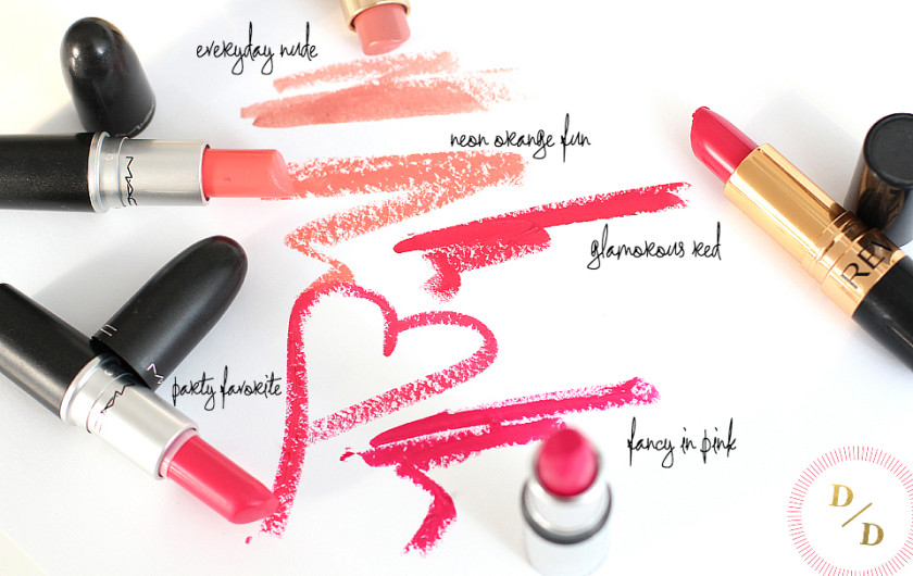 Lipstick Jungle: our favorite shades | The Daily Dose