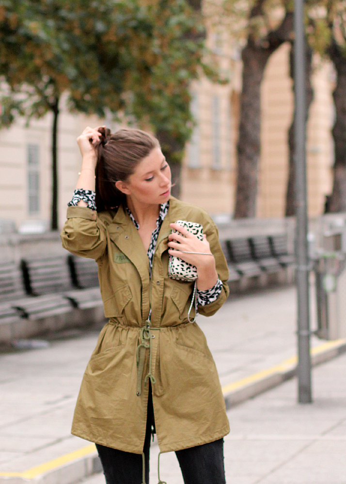 Editor's Pick: Parkas and Leopard | The Daily Dose