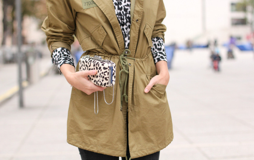 Editor's Pick: Parkas & Leopard | The Daily Dose