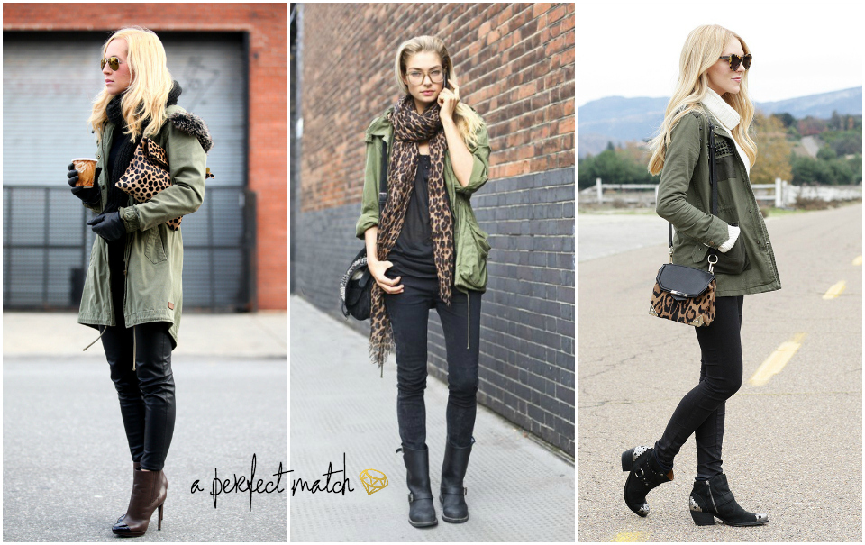 Editor's Pick: Leopard & Parkas For Fall