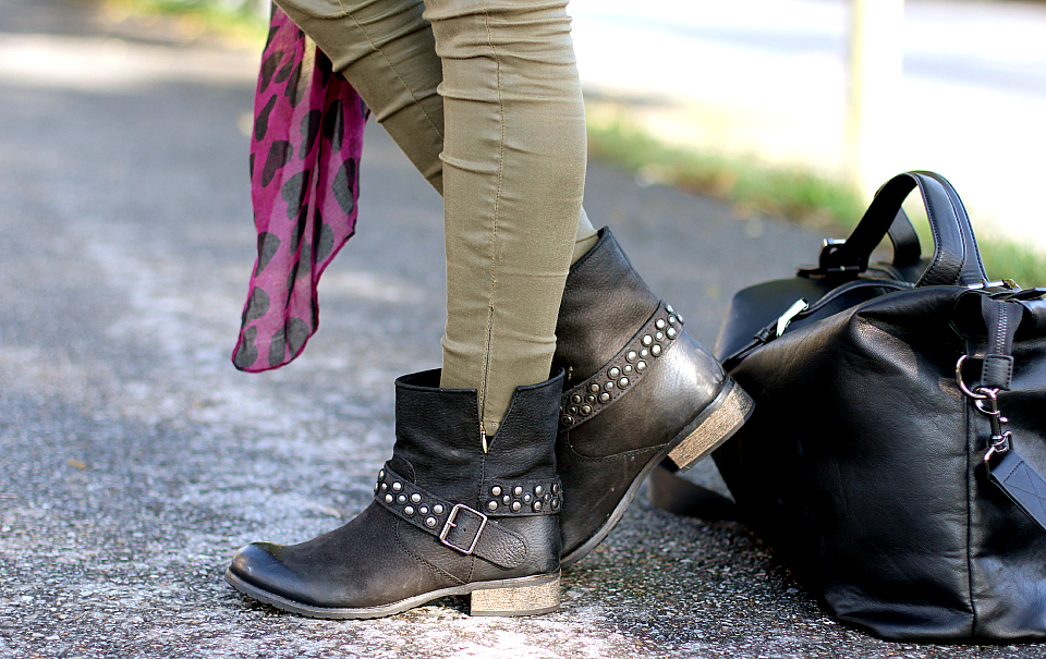 Editors' Pick: Biker Boots | The Daily Dose