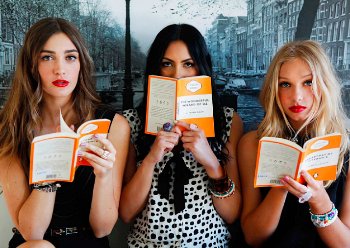 Girls Night Reloaded - Book Club | The Daily Dose