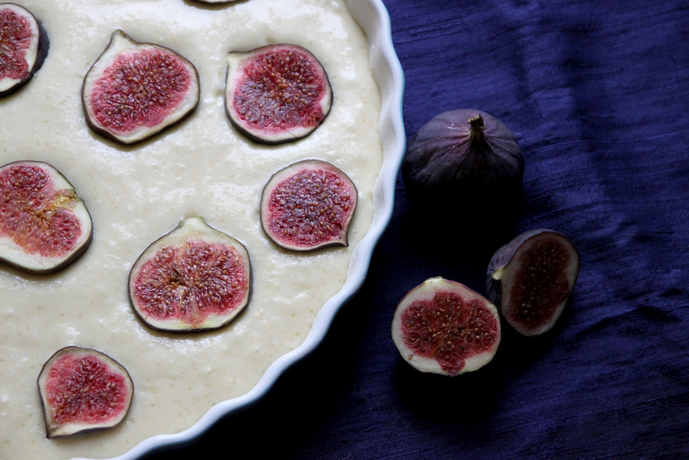 Fig Breakfast Cake | The Daily Dose