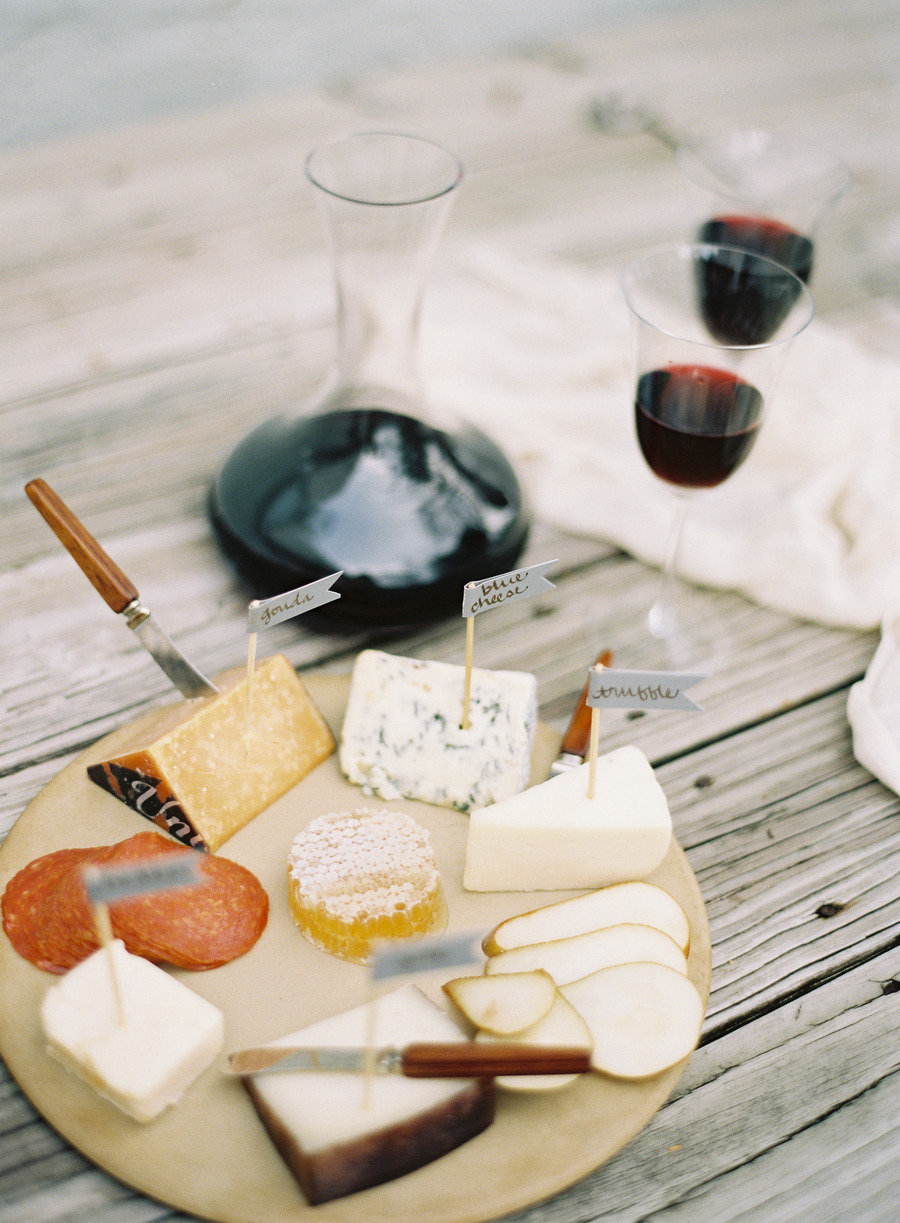 How to prepare a cheese platter by SMP