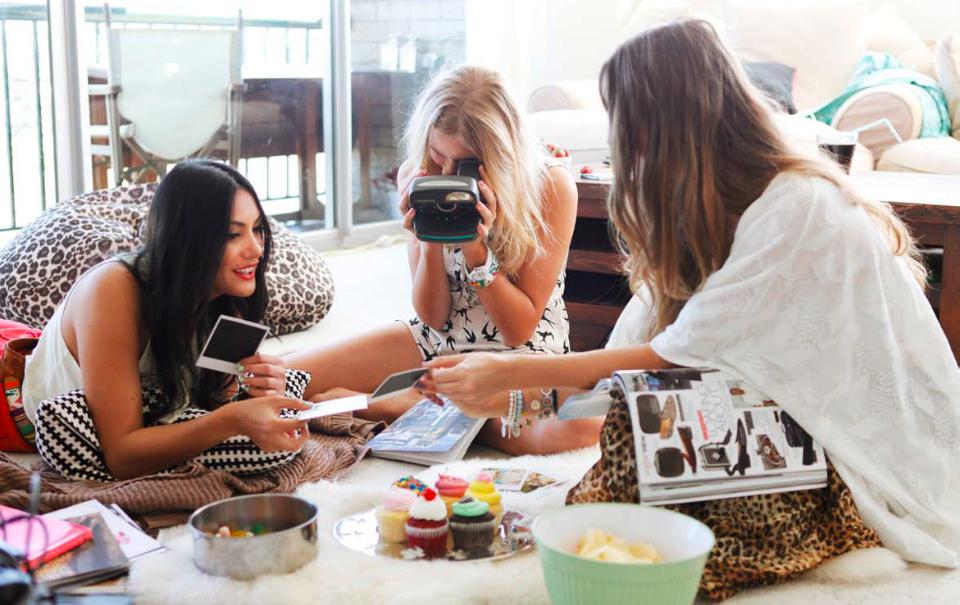 Girls Night Reloaded – 5 Activities & Ideas