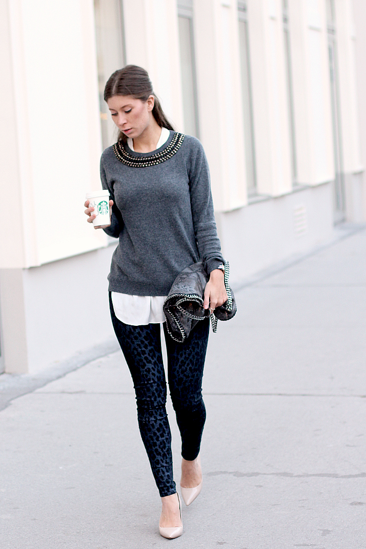 Office Attire: one look - two ways | The Daily Dose