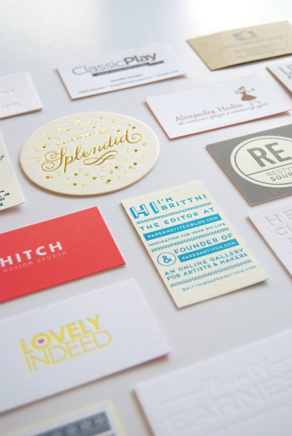 Etsy Picks: Letterpress | The Daily Dose
