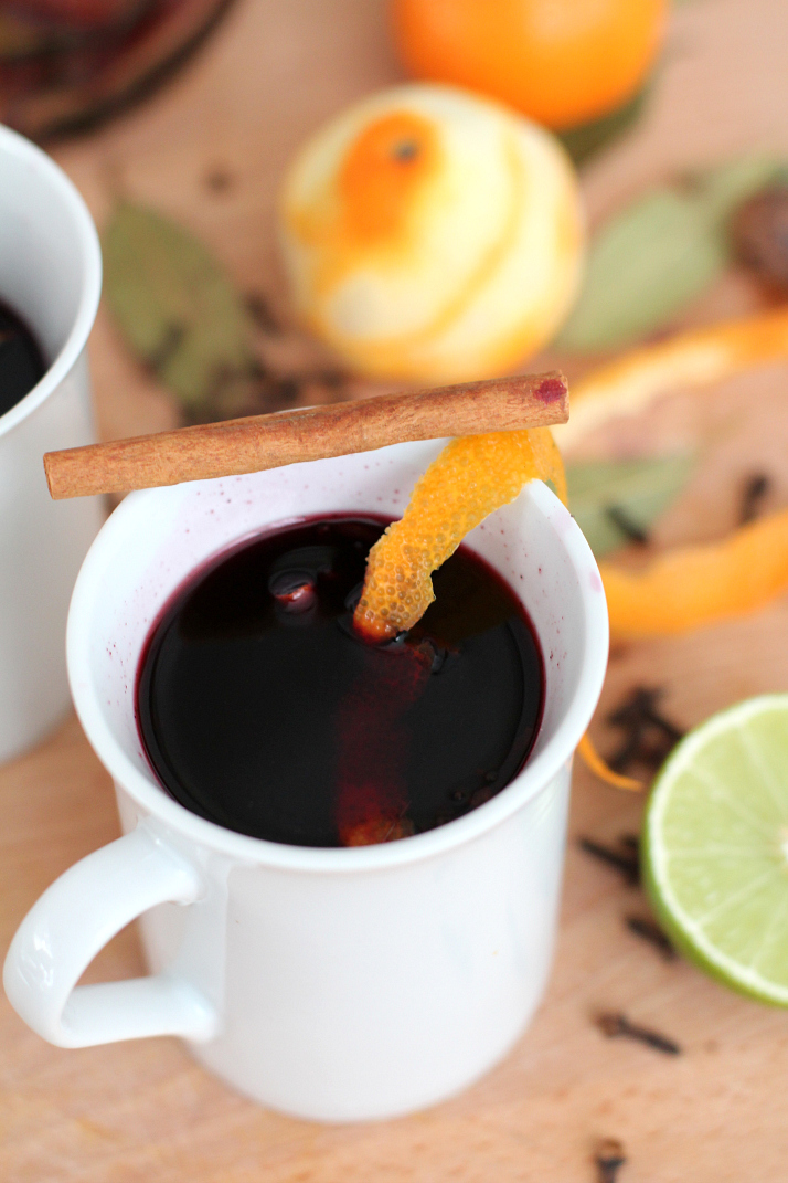 Homemade Mulled Wine | The Daily Dose