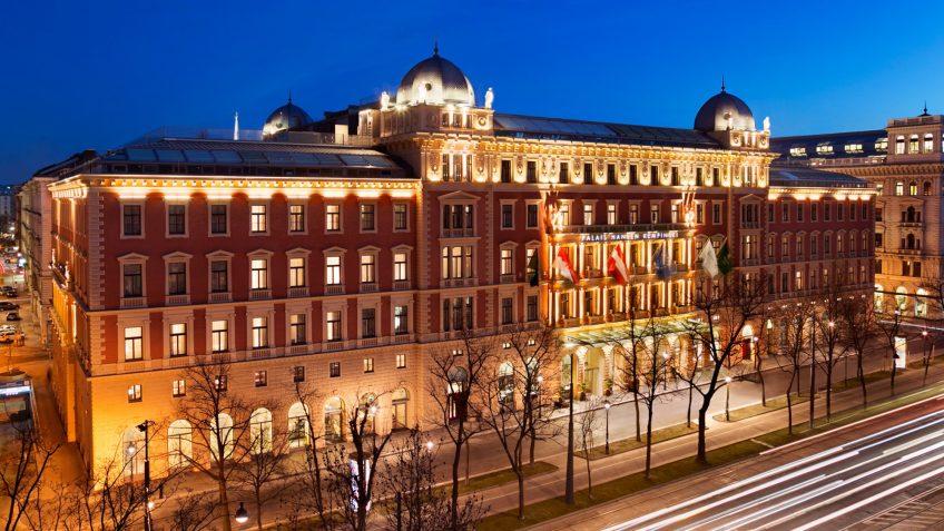 5 Hotels Vienna: Palais Hansen Kempinski | The Daily Dose