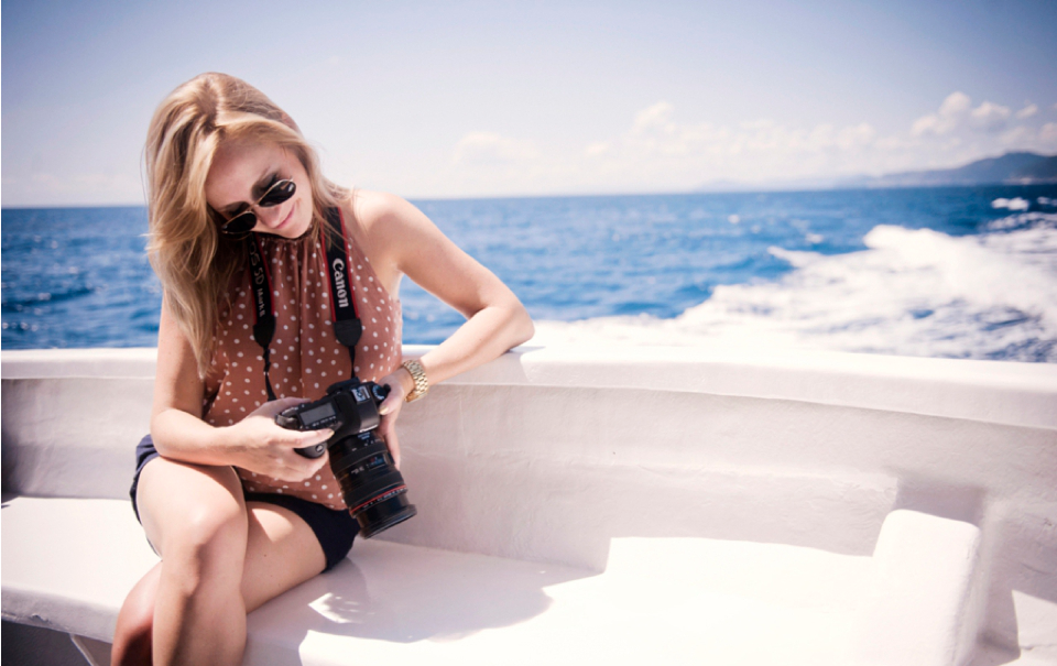 Job Report: Gabby, Wedding Photographer Living Her Dreams