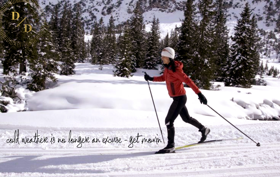 5 Ideas For How To Stay Fit This Winter