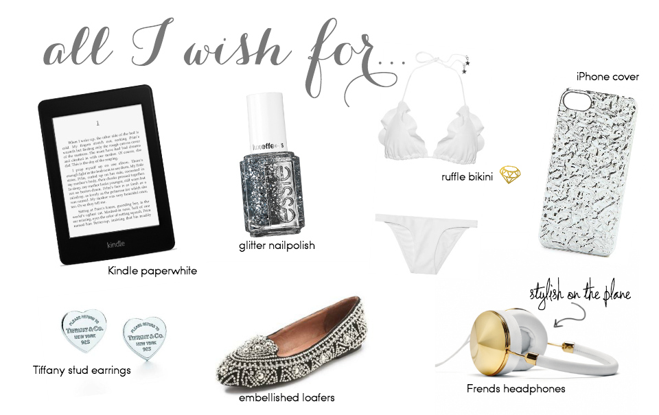 Our Christmas Wishlist: Kathi's Favorites