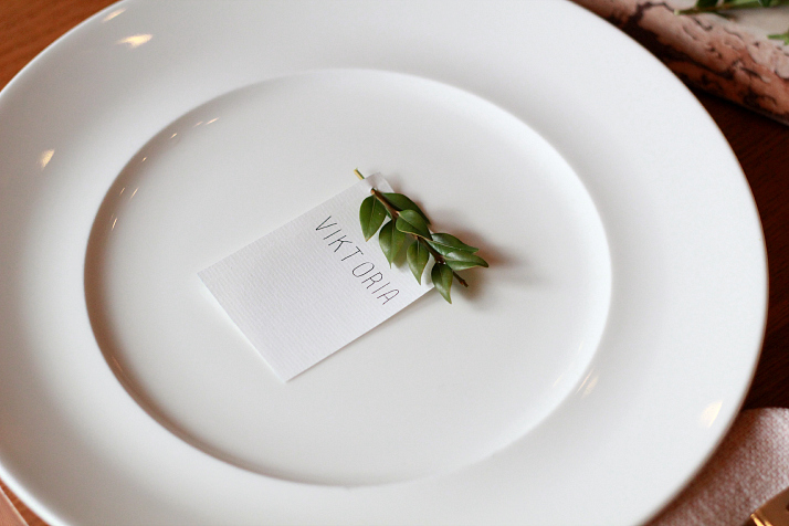 Do It Yourself: Festive Place Cards
