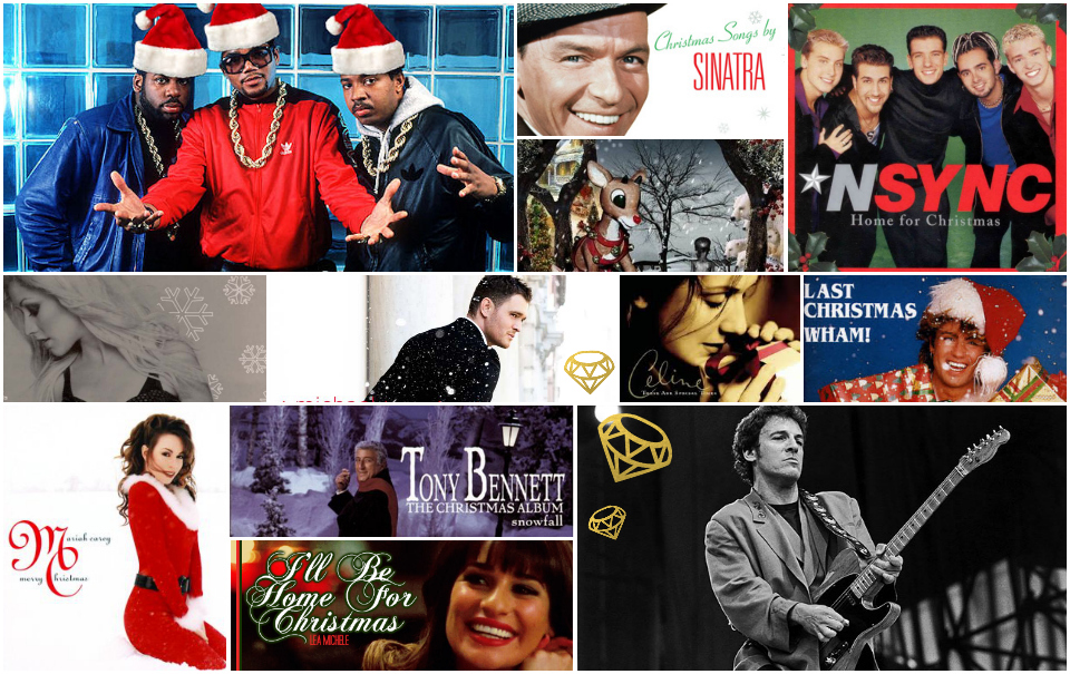 Xmas Playlist: For A Bit Of Holiday Spirit