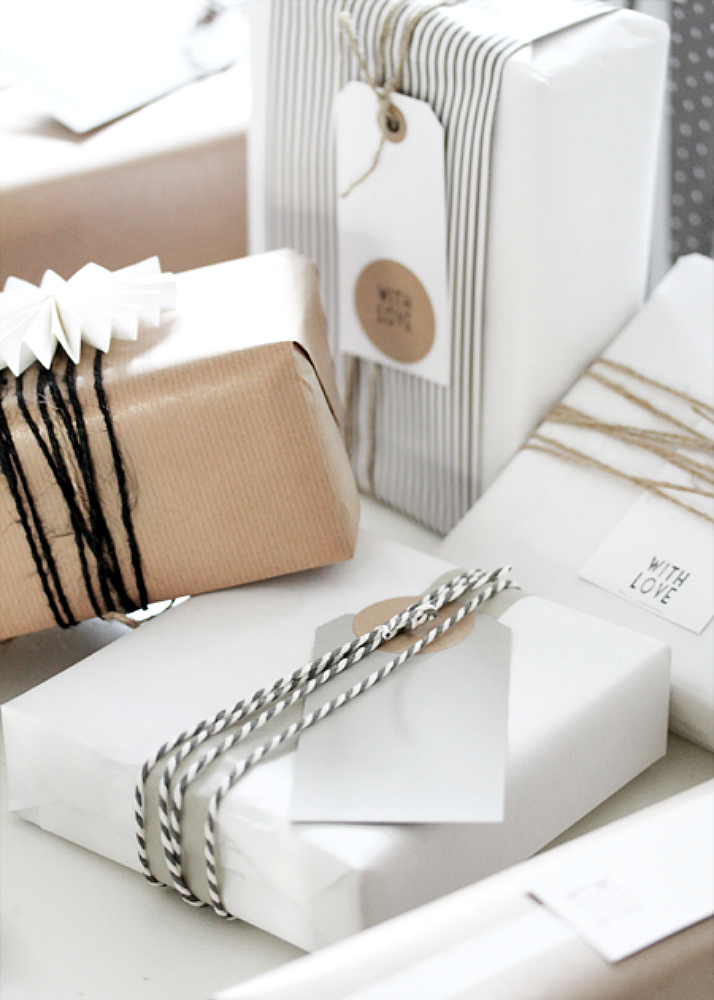 Gift Wrapping Ideas | The Daily Dose