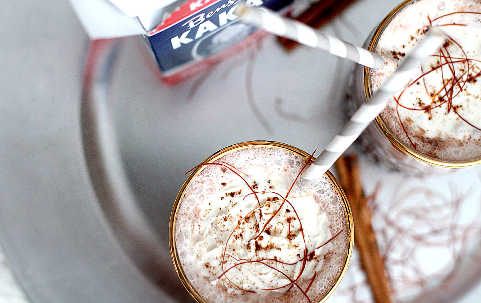 3 Delicious Hot Chocolate Recipes