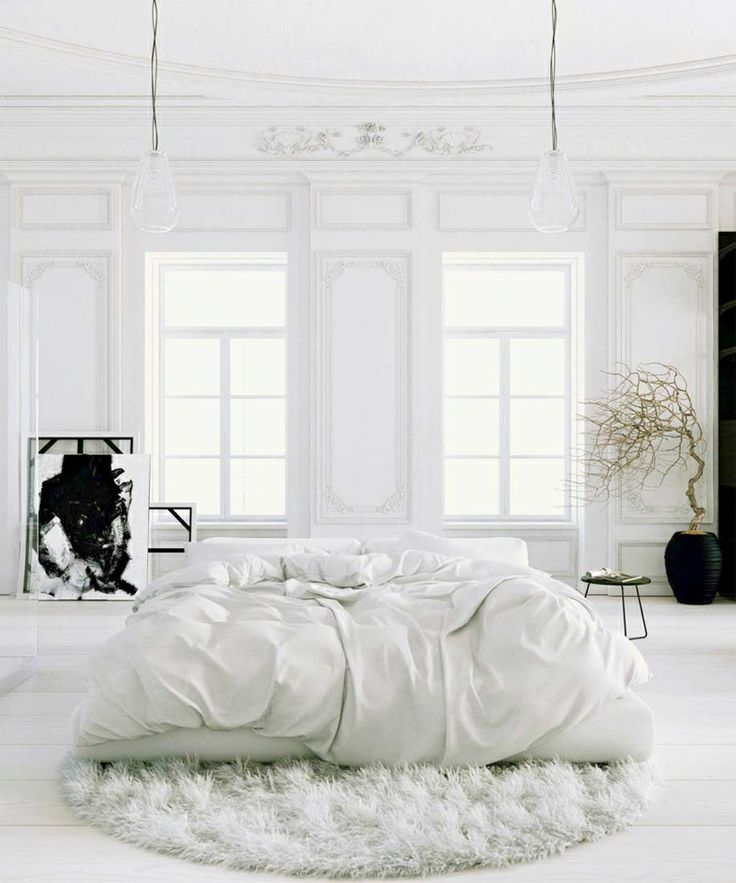 Black & White Bedroom | The Daily Dose