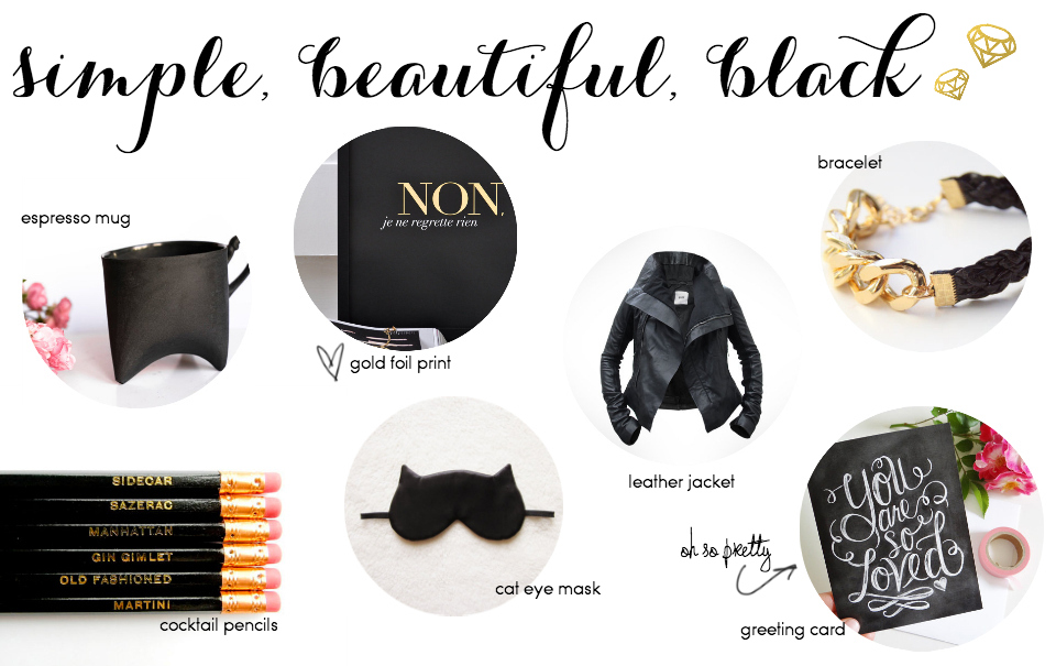 Etsy Picks Of The Week: Black Is Beautiful