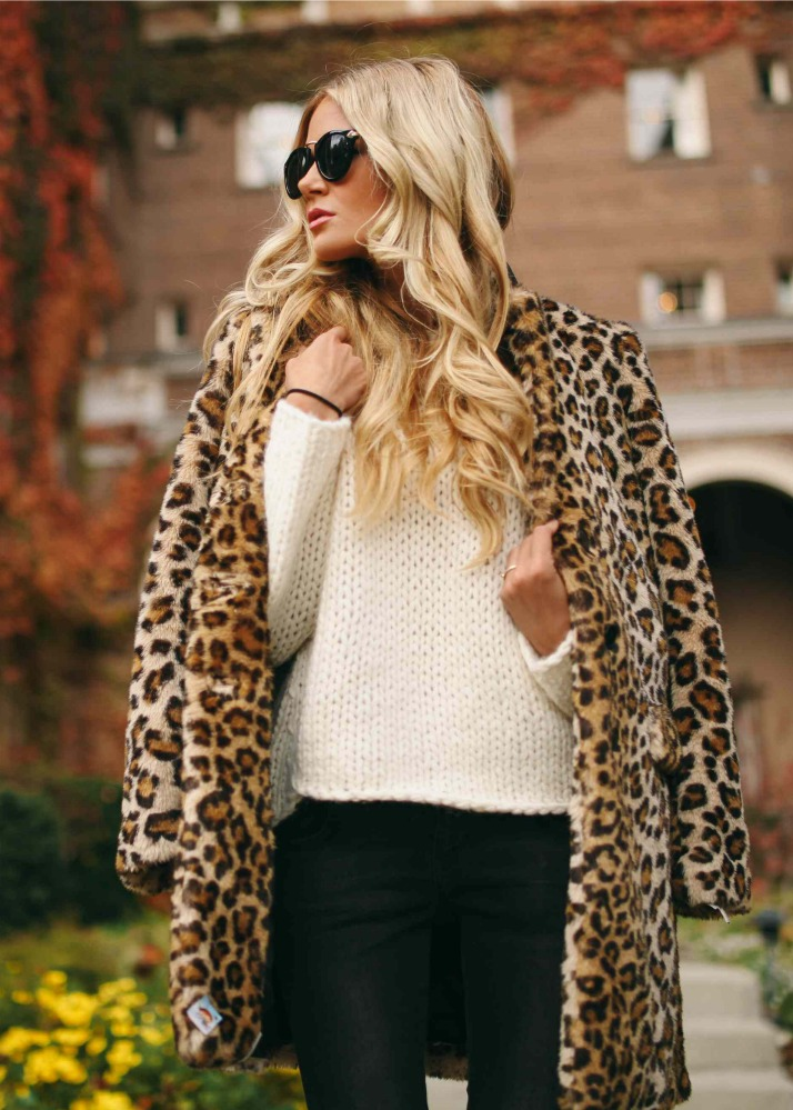 Steal Her Style: Barefoot Blonde Winter-Look | The Daily Dose