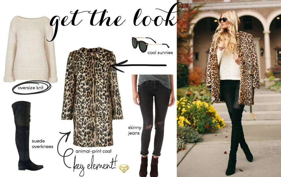Steal Her Style: Leo Winter-Look