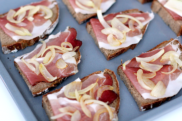 Rezept: Toast Bozen | The Daily Dose