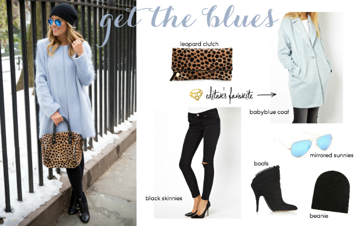 Steal Her Style: Babyblue