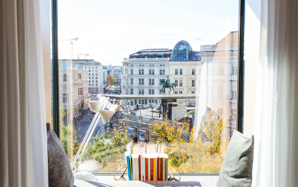 Giveaway: The Guesthouse Vienna